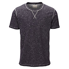 Buy Selected Homme Gables Crew Neck T-Shirt Online at johnlewis.com