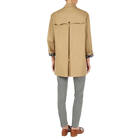 Buy NW3 by Hobbs Penrose Mac Coat Online at johnlewis.com