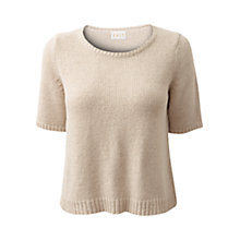 Buy East Tape Yarn Sweater, Calico Online at johnlewis.com