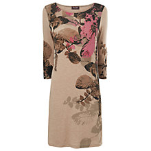 Buy Phase Eight Forest Flower Tunic Dress, Neutral Online at johnlewis.com