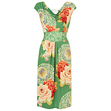 Buy Phase Eight Kyoto Rose Dress, Juniper Online at johnlewis.com