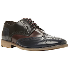 Buy Bertie Aston 2-Tone Leather Brogue Shoes Online at johnlewis.com