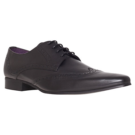 Buy KG by Kurt Geiger Jake Leather Brogue Shoes Online at johnlewis.com