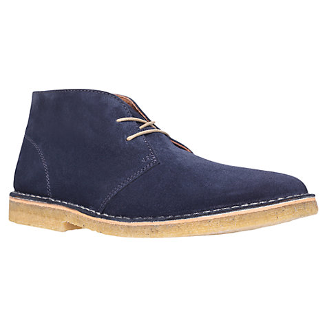 Buy KG by Kurt Geiger Burns Suede Desert Boots Online at johnlewis.com