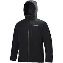Buy Helly Hansen Odin Insulated Softshell Jacket, Black Online at johnlewis.com