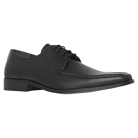 Buy KG by Kurt Geiger Drew Leather Derby Shoes Online at johnlewis.com