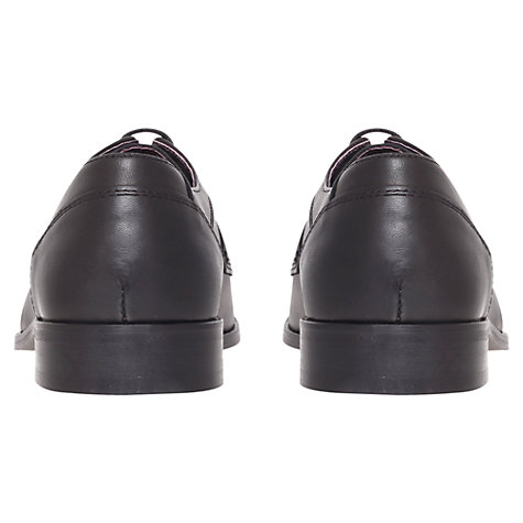 Buy KG by Kurt Geiger Gareth Leather Derby Shoes Online at johnlewis.com
