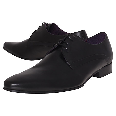Buy KG by Kurt Geiger Aaron 2 Leather Derby Shoes Online at johnlewis.com