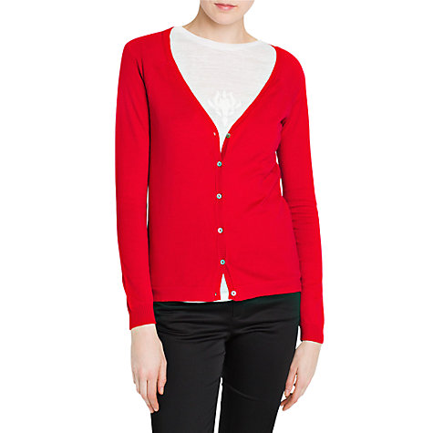 Buy Mango Essential Knit Cardigan Online at johnlewis.com