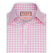 Buy Thomas Pink Coddenham Check Long Sleeve Shirt Online at johnlewis.com
