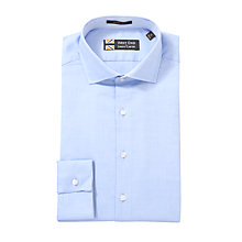 Buy West End by Simon Carter Oxford Plain Long Sleeve Shirt Online at johnlewis.com