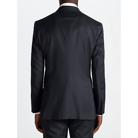 Buy John Lewis Made in Italy Sharkskin Suit, Navy Online at johnlewis.com