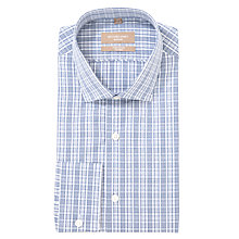 Buy Richard James Mayfair Graph Check Long Sleeve Shirt Online at johnlewis.com