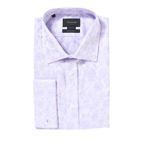 Buy Duchamp Garden Vista Long Sleeve Shirt Online at johnlewis.com