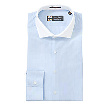 Buy West End by Simon Carter Oxford Stripe Long Sleeve Shirt Online at johnlewis.com