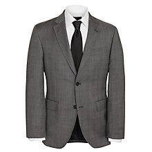 Buy John Lewis Made in Italy Mutli Check Suit, Grey Online at johnlewis.com