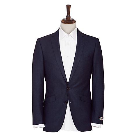 Buy West End by Simon Carter Flannel Suit Jacket Online at johnlewis.com