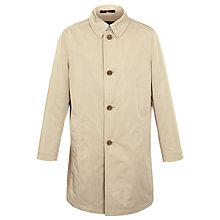 Buy Daks Neves Over Coat, Stone Online at johnlewis.com