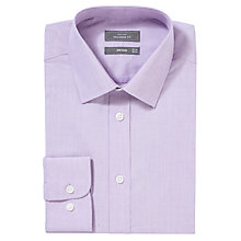 Buy John Lewis Tailored End on End Shirt Online at johnlewis.com