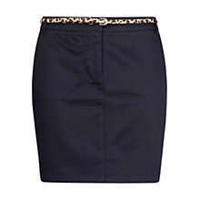 Buy Mango Straight Fit Mini Online at johnlewis.com