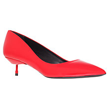 Buy Kurt Geiger Buckingham Kitten Heels Online at johnlewis.com