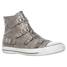 Buy Kurt Geiger Lizzy High Top Trainers Online at johnlewis.com