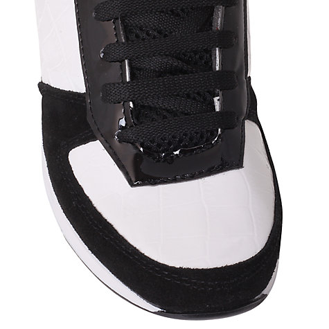 Buy KG by Kurt Geiger Lillian Trainers Online at johnlewis.com