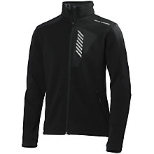 Buy Helly Hansen Verglas Fleece Jacket, Black Online at johnlewis.com
