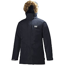 Buy Helly Hansen Dublin Parka, Navy Online at johnlewis.com