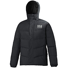 Buy Helly Hansen Dubliner Down Jacket, Black Online at johnlewis.com