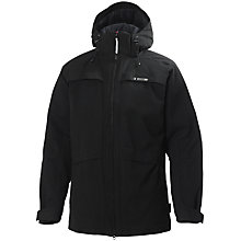 Buy Helly Hansen Chill Parka, Black Online at johnlewis.com