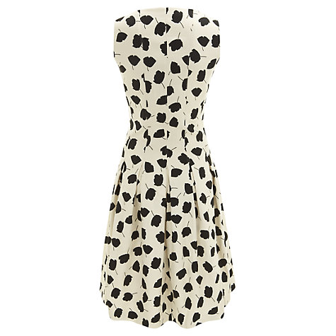 Buy Havren Paper Flower Dress, Cream Combo Online at johnlewis.com