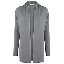 Buy Windsmoor Draped Cardigan, Dove Grey Online at johnlewis.com