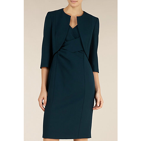 Buy Alexon Midnight Bolero, Dark Green Online at johnlewis.com