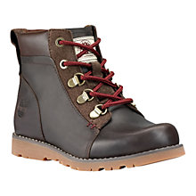 Buy Timberland Explain Toe Boots, Brown Online at johnlewis.com
