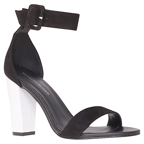 Buy KG by Kurt Geiger Cristal Heeled Sandals Online at johnlewis.com