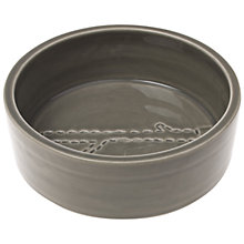 Buy Mungo & Maud Stitch Stick Dog Bowl Online at johnlewis.com