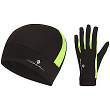 Buy Ronhill Vizion Beanie and Glove Set Online at johnlewis.com