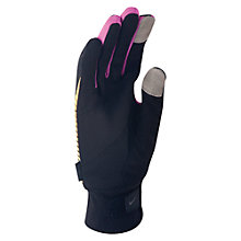 Buy Nike Elite Storm Fit Tech Running Gloves Online at johnlewis.com