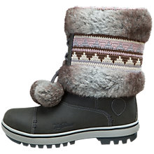 Buy Helly Hansen Iskoras Winter Boots, Grey Online at johnlewis.com