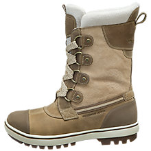 Buy Helly Hansen Varri Boots, Cream Online at johnlewis.com