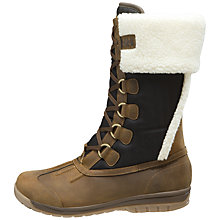Buy Helly Hansen Freyja Winter Boots, Brown Online at johnlewis.com