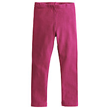 Buy Little Joule Emilia Leggings, Pink Online at johnlewis.com