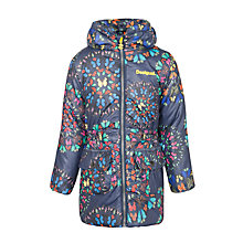 Buy Desigual Bon Coat, Multi Online at johnlewis.com