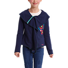 Buy Desigual Agua Jumper, Blue Online at johnlewis.com