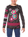 Desigual London Long Sleeved Top