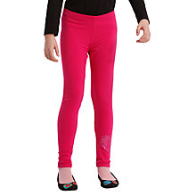 Buy Desigual Perdiguer Leggings, Red Online at johnlewis.com