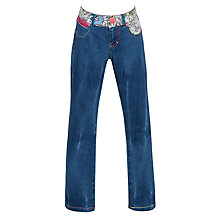 Buy Desigual Valdeare Jeans, Blue Online at johnlewis.com