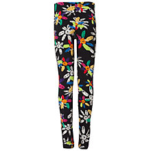 Buy Desigual Montanesa Leggings, Black/Multi Online at johnlewis.com