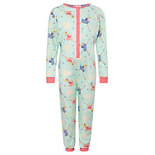Buy John Lewis Girl Fairy Onesie, Green/Multi Online at johnlewis.com